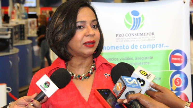 "Pro Consumidor arranca operativo de verificación en comercios por motivo a ""Viernes Negro"""