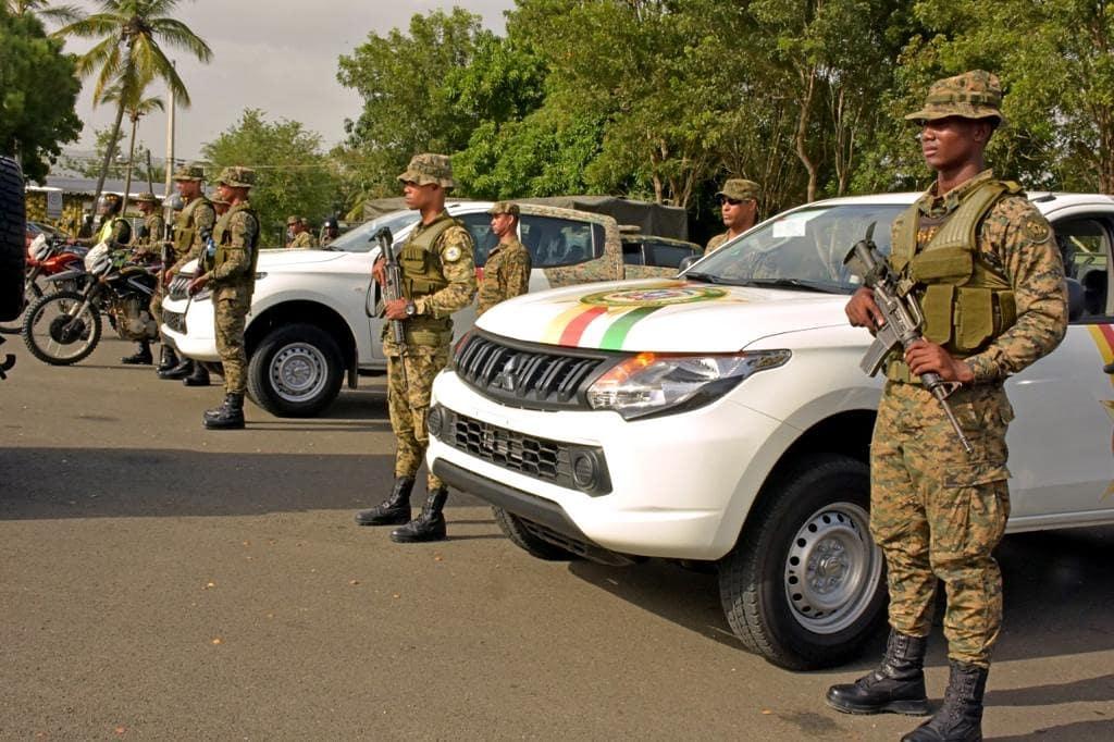 Ministerio de Defensa pone en marcha operativo por el fin de semana largo