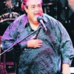 El cantautor dominicano Anthony Ríos es una de las figuras más trascendentales del arte dominicano