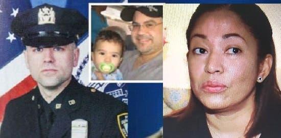Esposa dominicano muerto por policía Alto Manhattan recibirá 14 millones recompensa