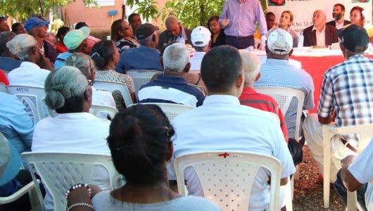Domínguez Brito: primarias abiertas serán oportunidad de renovación para el PLD