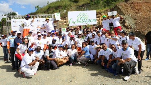 EDESUR participa junto a Atabey del Caobatón 2018