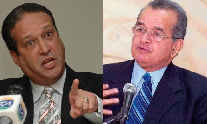 Reinaldo Pared a Franklin Almeyda: «Si la especulación es norma en tu vida, eso es cosa tuya»