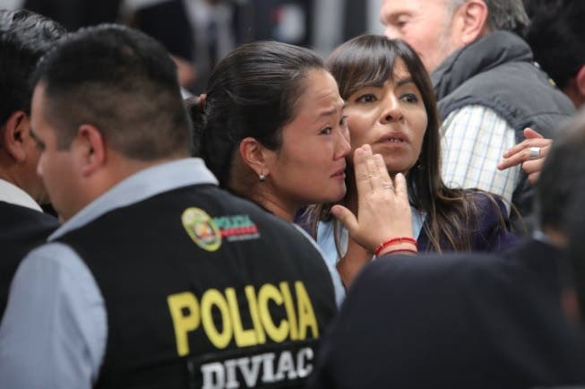 Keiko Fujimori está en la misma prisión por donde pasó esposa de ex presidente Humala