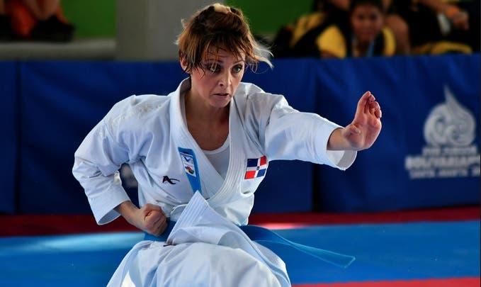 La dominicana María Dimitrova estará en la pelea por el bronce mundial
