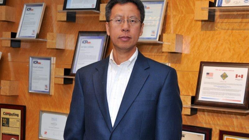 Michael Xie, presidente y CTO de Fortinet HRes (3)