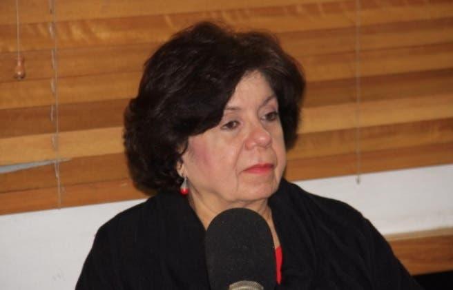 Míriam Díaz considera irrespetuosas declaraciones de Medina en velatorio de César Prieto