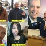 Multitud piquetea a Amarante Baret en NY_ otros dicen plantea irrealidad consular
