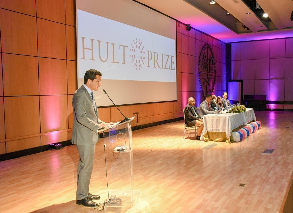 Hult Prize RD pone en marcha movimiento universitario de emprendimiento, el ganador tendrá un millón de pesos