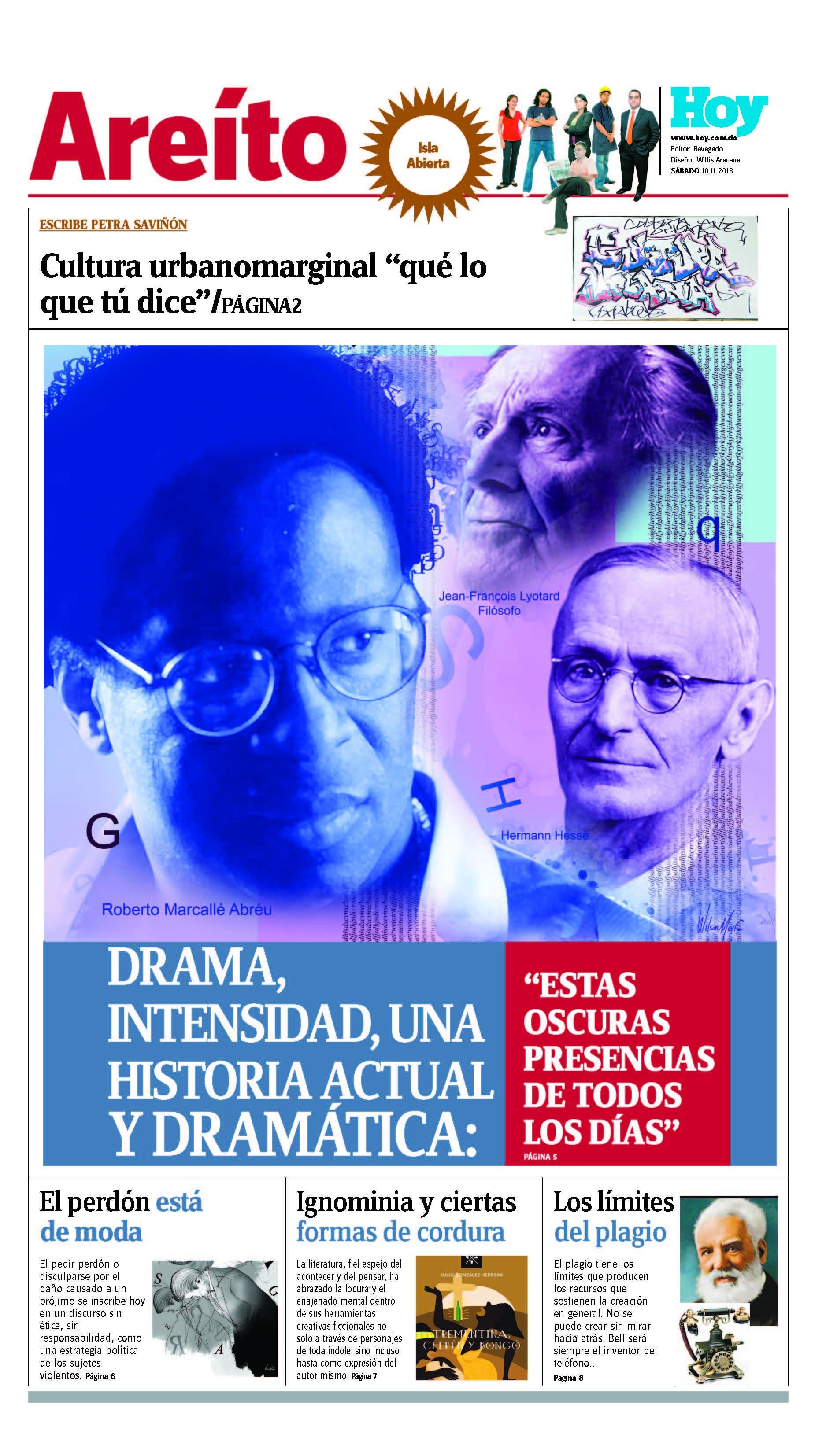 Pages from Areíto. Sábado 10 de noviembre del 2018