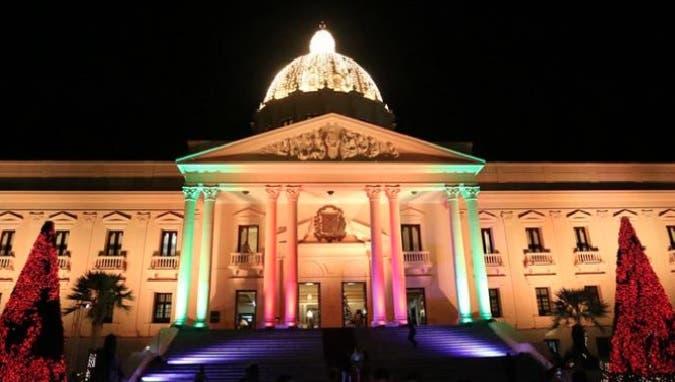 Familias dominicanas podrán visitar Palacio Nacional a partir del 30 de diciembre