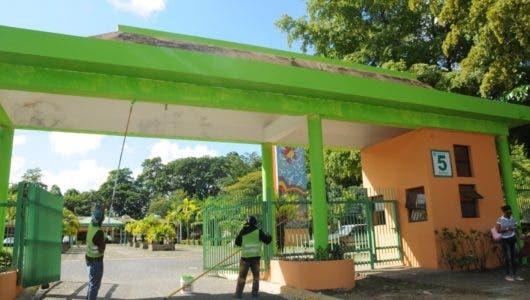 Parque Portada