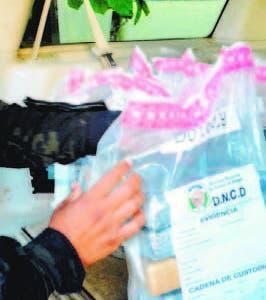 Autoridades incautan droga; arrestan cuatro en SDE