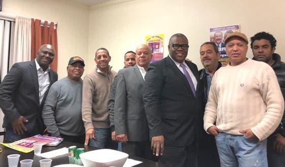 Peledeístas Washington DC propondrán a Fifo Rodríguez como candidato a diputado