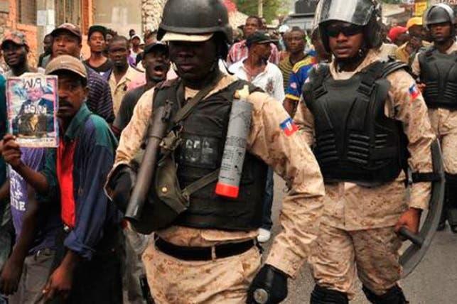 Gobierno haitiano despliega más de 3,000 agentes ante jornada de protestas