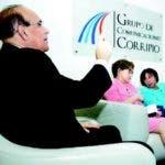 Presidente JCE, Julio César Castaños, participa en almuerzo