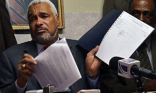 Radhamés Camacho, presidente de la Cámara de Diputados nos cuenta si hizo o no su declaración jurada de bienes