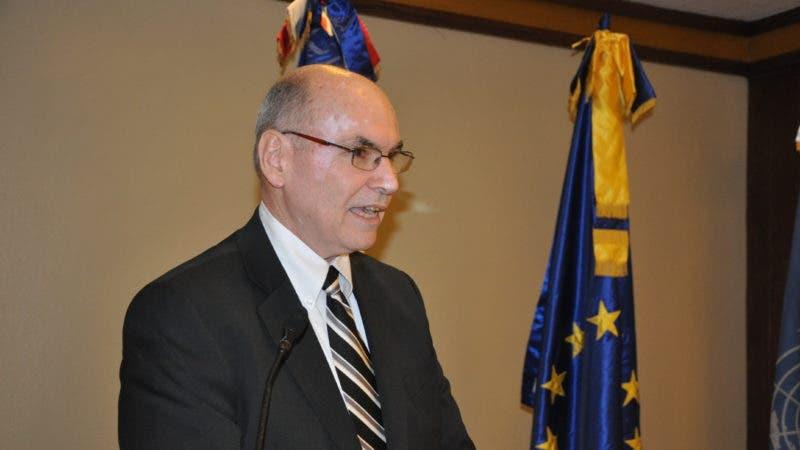 Robert Crowley, Coordinador de Seguridad Hídrica y Gobernanza de la mesa de coordinación del recurso agua (1)