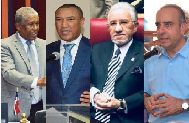 Lo que dicen los senadores sobre presencia del capo Falcón en la República Dominicana