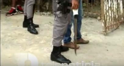 Video: ¡Insólito! Mujer mata su hermano por una memoria de un celular