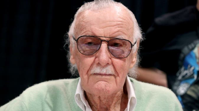 La leyenda del cómic Stan Lee/Foto: Fuente externa.