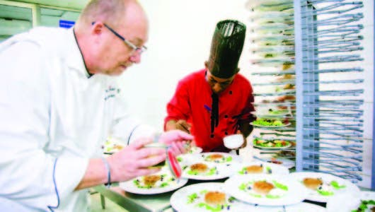 """""""Culinary Week"""", una semana llena de sabor"""