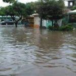 Viviendas inundadas