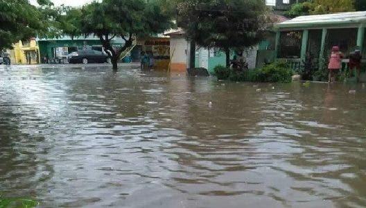 Desbordamiento de río en San Juan afecta más de 160  viviendas