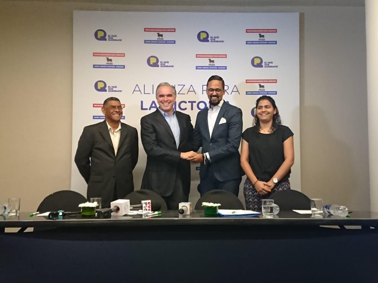 """Video: EPQ y PRSD impulsan una gran """"alianza para la victoria"""" en 2020"""