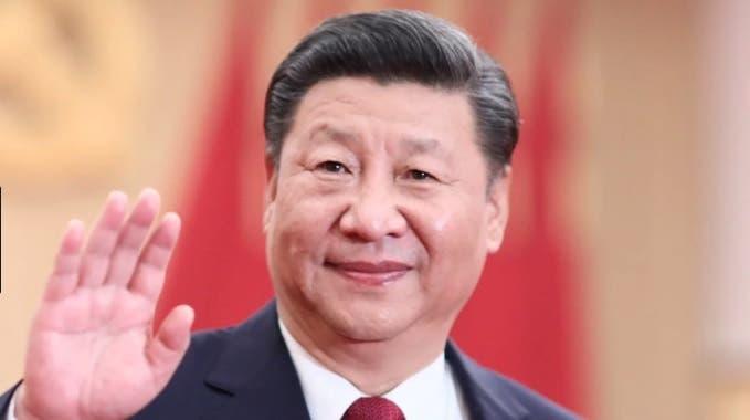 Presidente de China,  Xi Jinping/Fuente externa.