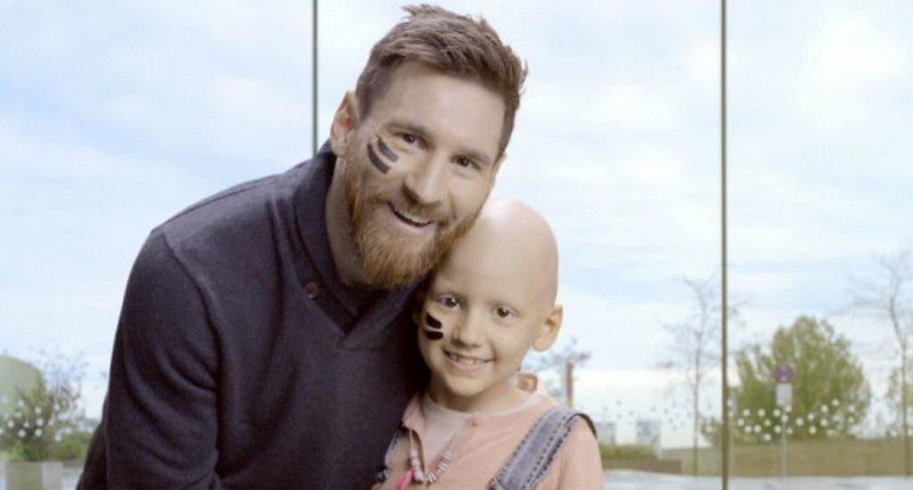 Fundación Leo Messi recauda 25.000 euros a beneficio del cáncer infantil