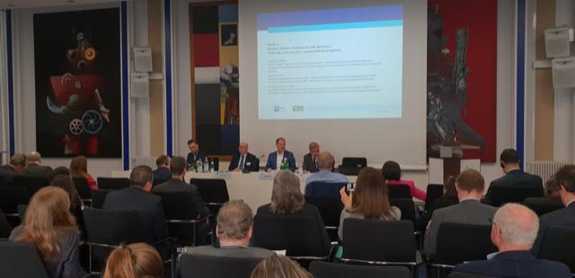 Dedican al extinto embajador Rafael Calventi la V Conferencia de Economía Alemana para Centroamérica y RD