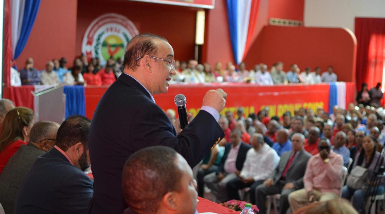 PRSC aprueba modalidad Convención de Militantes para escoger a su candidato presidencial