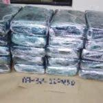 foto 20  paquetes presumiblemente de cocaína-1