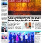 portada Edición impresa , HOY, martes 13 de noviembre, 2018