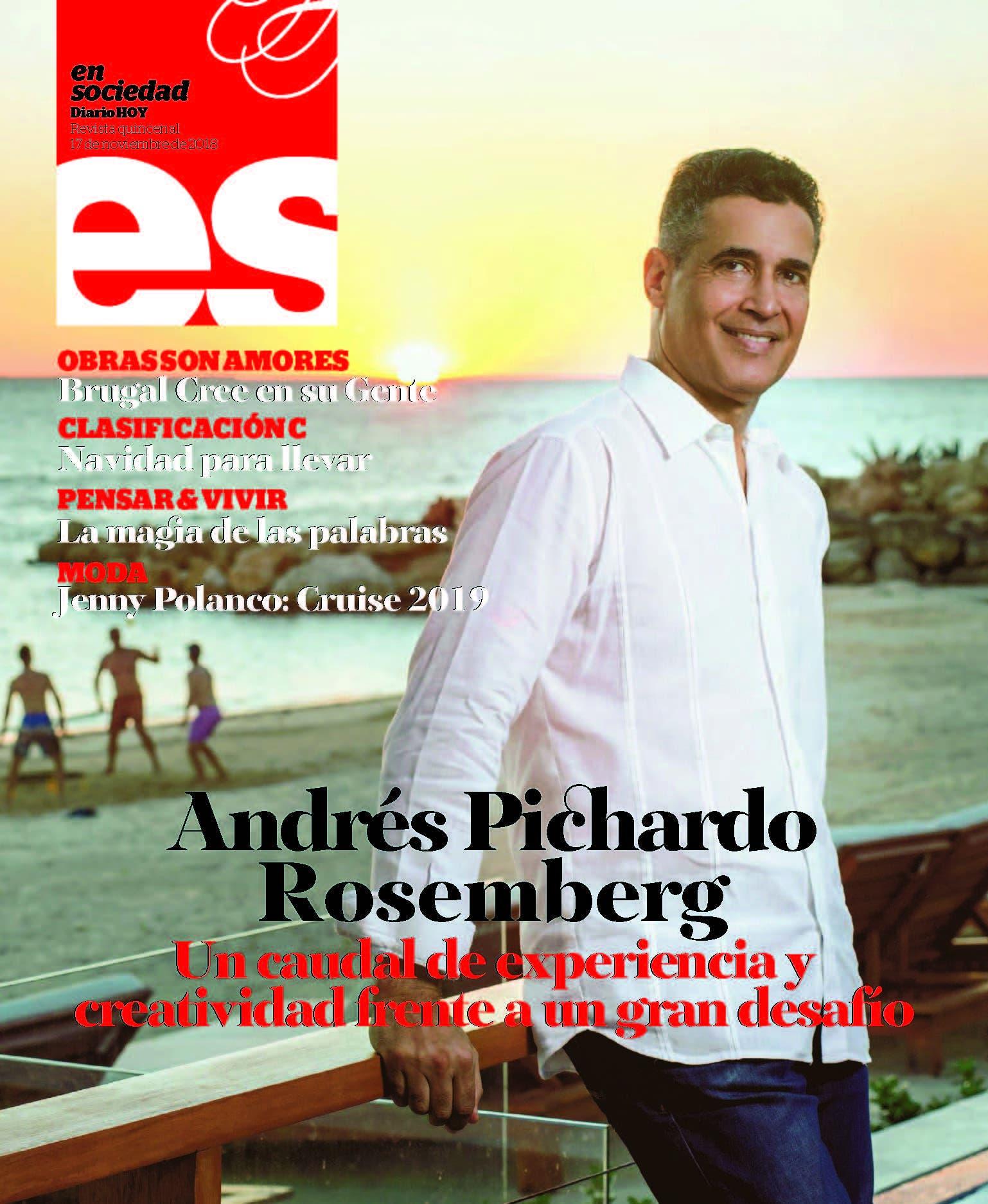 portada  En Sociedad pdf sabado 17 noviembre