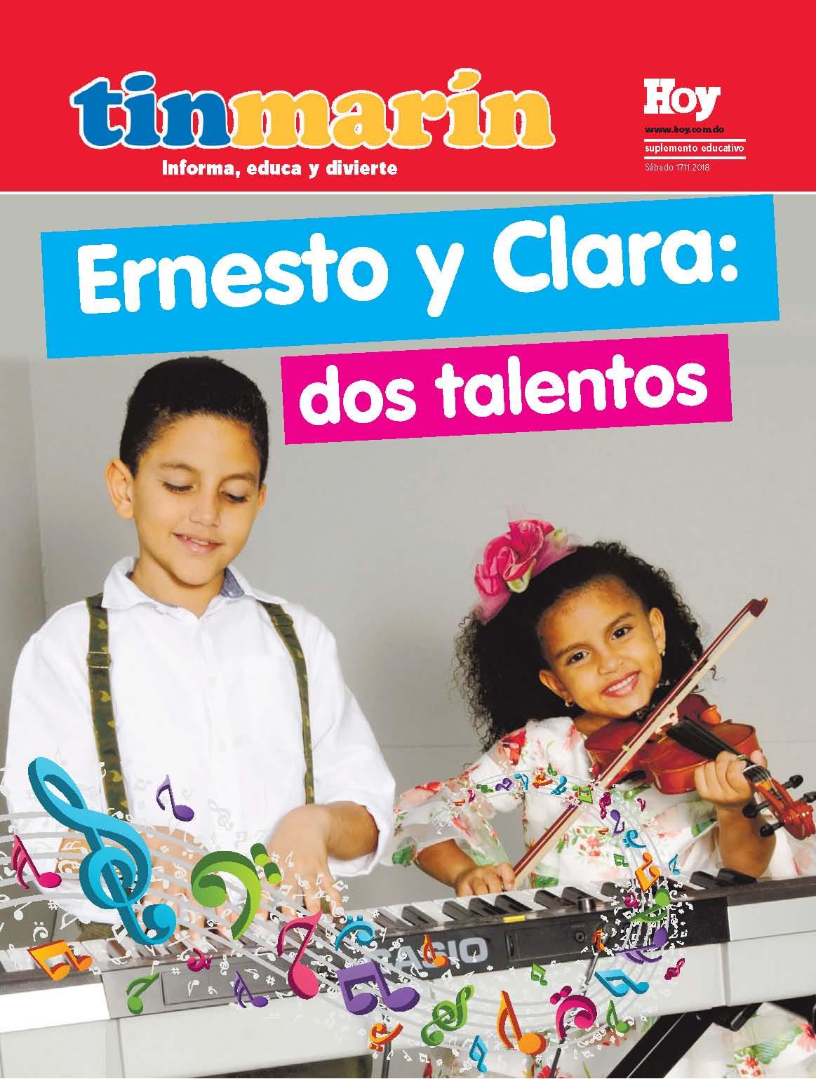 portada Tinmarín, sábado 17  de noviembre, 2018
