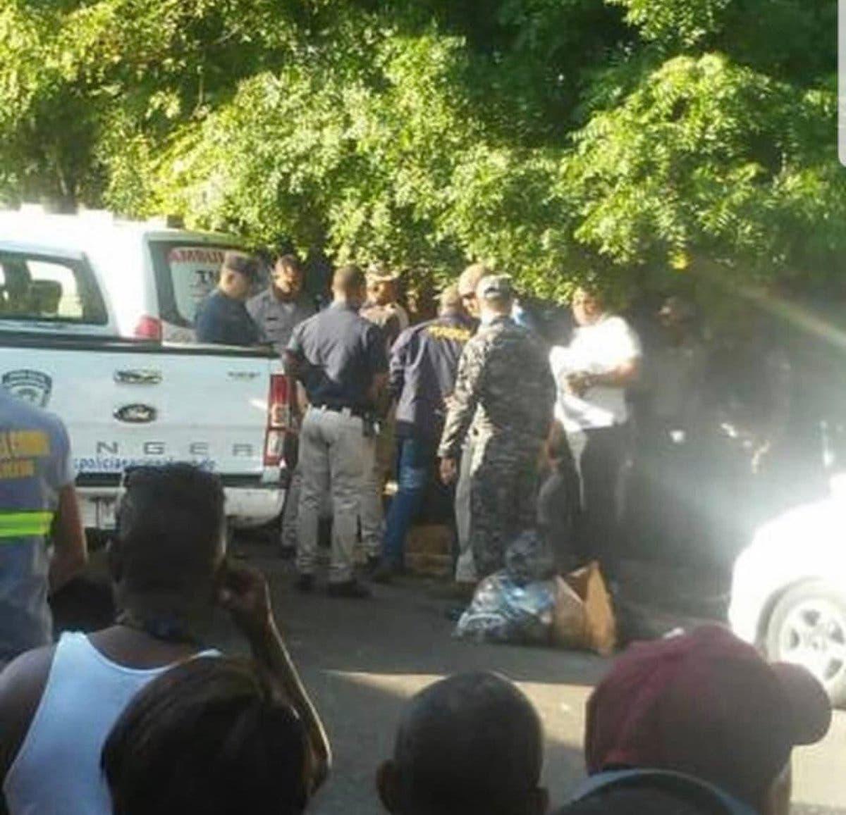 Encuentran cadáver de una mujer en un saco por el cementerio Máximo Gómez