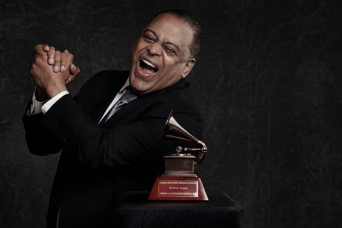 """Wilfrido Vargas: """"Yo veía la música como el aire donde yo podía respirar"""", reconocido por los Latin Grammy"""