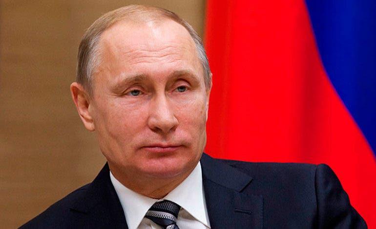 Putin expresa su apoyo a Nicolás Maduro