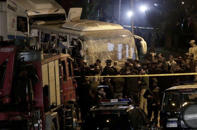 Estallido de bomba deja 4 muertos y 12 heridos en Egipto