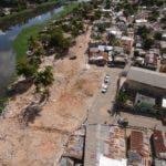 Desalojos sector Los Guandules, dentro del área de intervención urbana Nuevo Domingo Sabio.  Santo Domingo  Rep. Dom. 13 diciembre del 2018. Foto Pedro Sosa