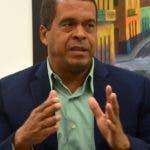 Entrevista al Alcalde del Municipio de Miches, señor Federico  Antonio Bencosme, durante una visita a la redacción del periódico Hoy. Foto/ Napoleón Marte 18/12/2018