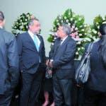 El  Pais/ En la Funeraria Blandino de la Habraam Lincon  , esta siendo  velado el cadaver de Tomasa Lantigua Peralta de Reyna , Hoy/Jose Francisco -,-