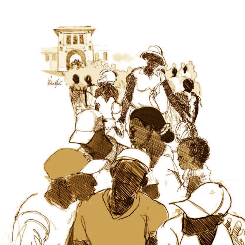 Ni la ONU ni las ONG emplean haitianos, son los dominicanos