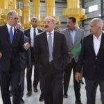 Presidente Dailo Medina: Entrega de Planta secadora de semillas y alimentos en San Juan y Vallejuelo.  Hoy/Fuente Externa 17/12/18