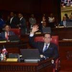 Sesión del Senado en la que se ratificaron algunos nombramientos y se conocieron nuevos proyectos de ley. HOY 11-12-2018/ Ariel Gomez