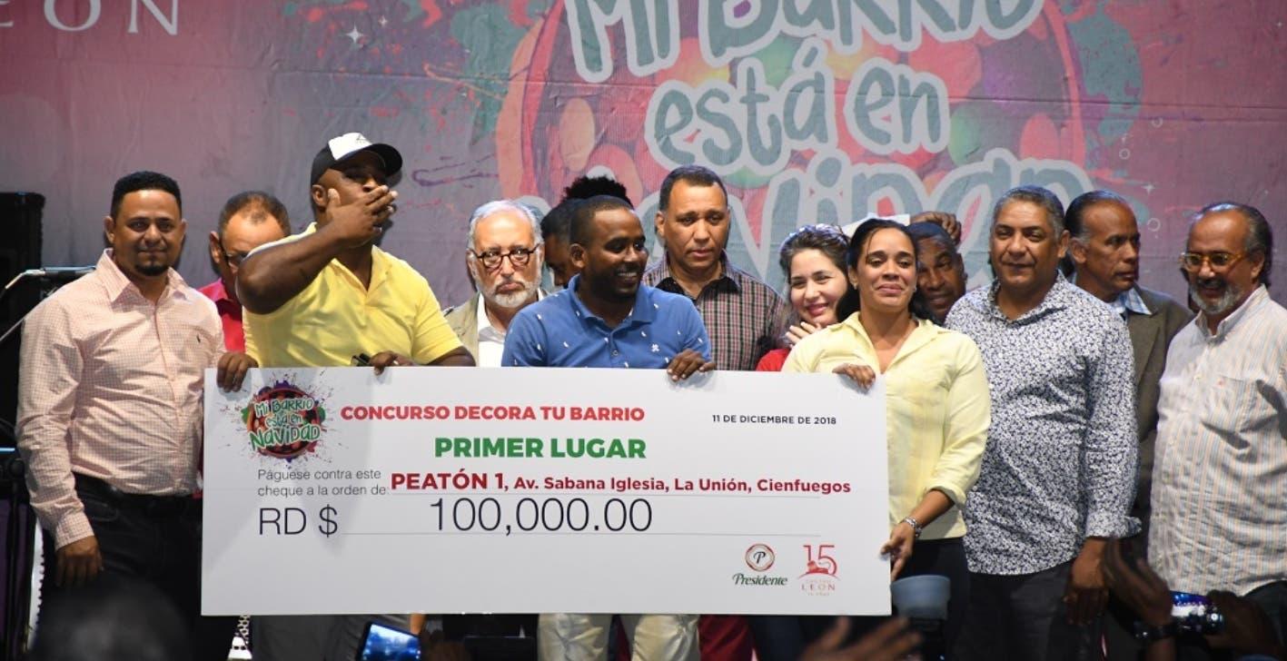 Centro León premia Decora tu barrio