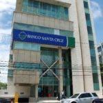 Banco Santa Cruz. Av. Lincoln. El Nacional/ Archivo. Jorge Gonzalez. 23. 06.2009