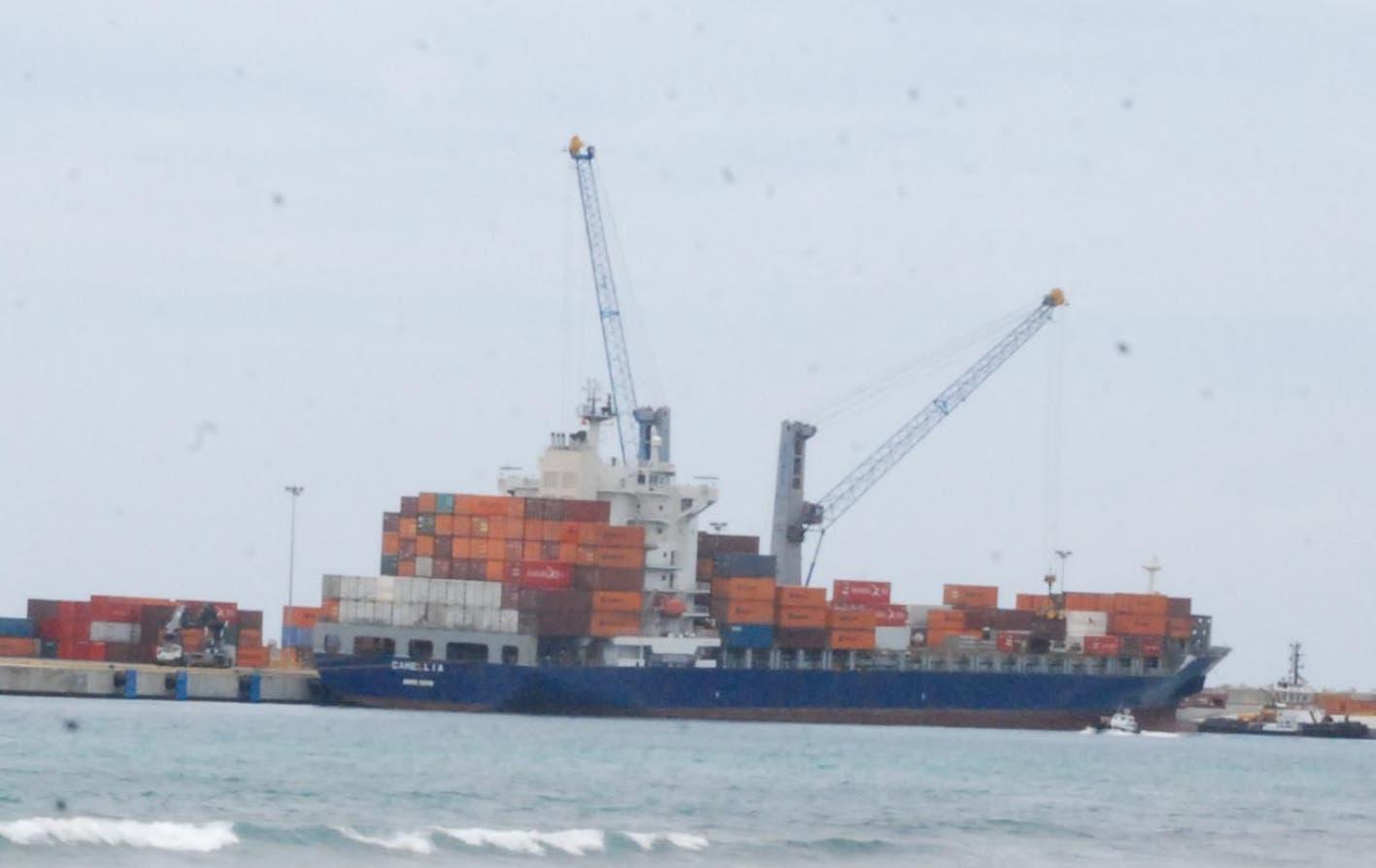 Puerto de punta Caucedo de boca chica República Dominicana. 26 de abril del 2012. Foto Pedro Sosa
